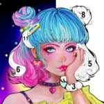 Flora Coloring: Color by Number Painting Game 1.0.11 (MOD, Unlimited Money)