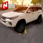 Fortuner: Extreme Modern City Car Drift & Drive 1.1 (MOD, Unlimited Money)