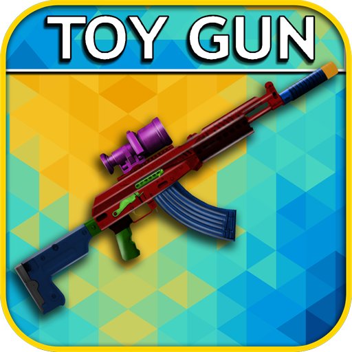 Free Toy Gun Weapon App 3.1 (MOD, Unlimited Money)