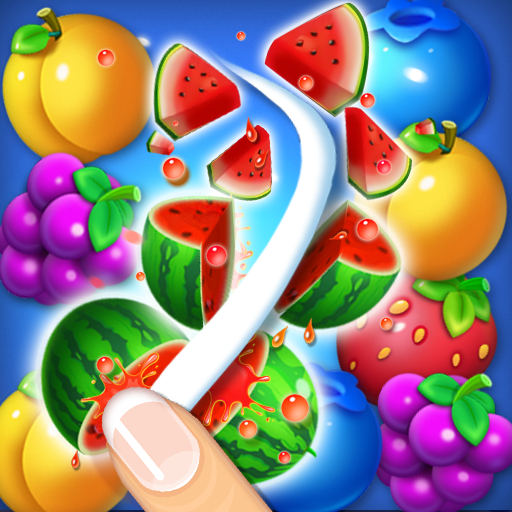 Fruits Crush – Link Puzzle Game 1.0049  (MOD, Unlimited Money)