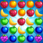 Fruits Mania : Elly's travel 20.1215.00 (MOD, Unlimited Money)