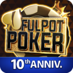 Fulpot Poker : Texas Holdem, Omaha, Tournaments 2.0.54 (MOD, Unlimited Money)