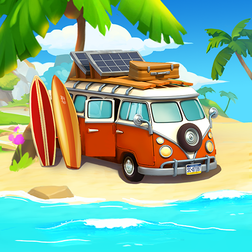 Funky Bay – Farm & Adventure game 41.1.138 (MOD, Unlimited Money)