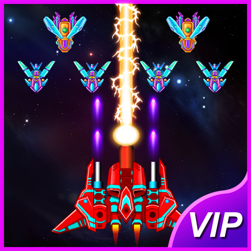 Galaxy Attack: Alien Shooter (Premium) 31.6(MOD, Unlimited Money)