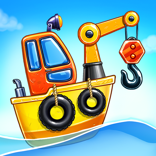 Game Island. Kids Games for Boys. Build House 4.2.0(MOD, Unlimited Money)