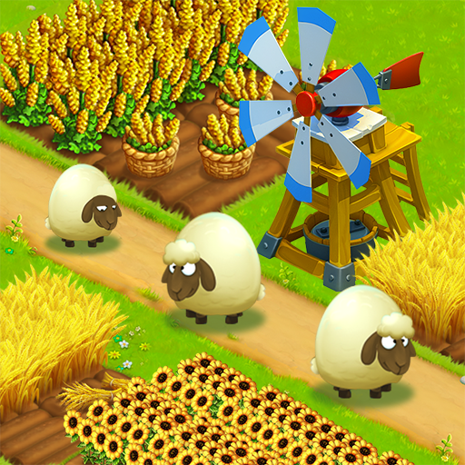 Golden Farm : Idle Farming & Adventure Game 1.49.69 (MOD, Unlimited Money)