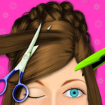 Hair Style Salon – Girls Games 0.03 (MOD, Unlimited Money)