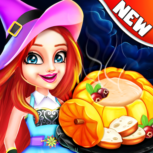 Halloween Cooking: Chef Madness Fever Games Craze 1.4.37 (MOD, Unlimited Money)