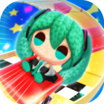 Hatsune Miku Amiguru Train 1.0.1 (MOD, Unlimited Money)