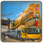Heavy Crane Simulator Game 2019 – CONSTRUCTION SIM 1.3.1 (MOD, Unlimited Money)