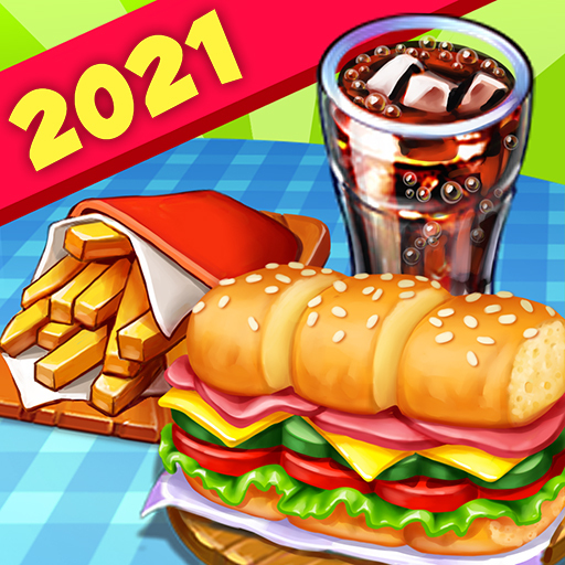 Hell's Cooking: crazy burger, kitchen fever tycoon 1.39(MOD, Unlimited Money)