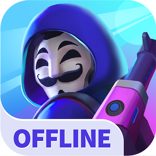 Heroes Strike Offline – MOBA & Battle Royale 395 (MOD, Unlimited Money)