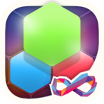 Hex FRVR – Drag the Block in the Hexagonal Puzzle 3.15.5 (MOD, Unlimited Money)