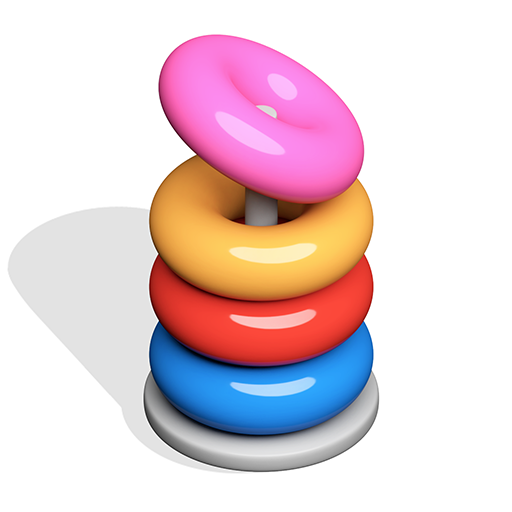 Hoop Stack 3D 1.2.1(MOD, Unlimited Money)