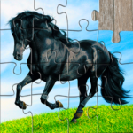 Horse Jigsaw Puzzles Game – For Kids & Adults 🐴 26.1(MOD, Unlimited Money)