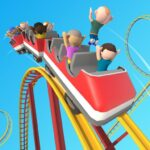 Hyper Roller Coaster 1.4.4 (MOD, Unlimited Money)