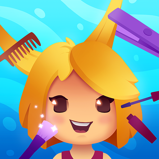Idle Beauty Salon: Hair and nails parlor simulator 1.2.0002 (MOD, Unlimited Money)