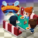 Idle Restaurant Tycoon – Build a cooking empire v1.16.0  (MOD, Unlimited Money)