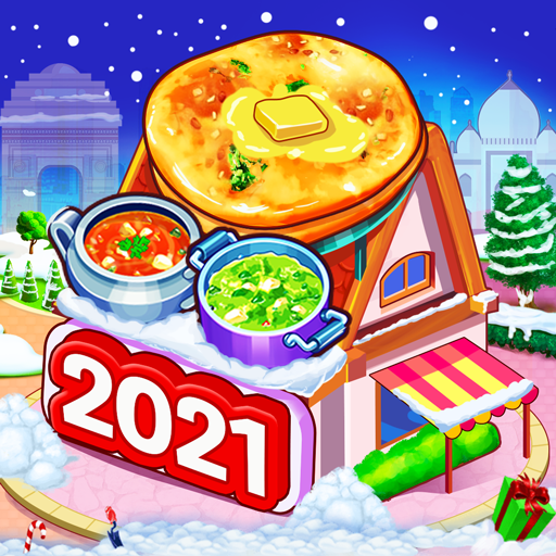 Indian Cooking Madness – Restaurant Cooking Games 2.8(MOD, Unlimited Money)