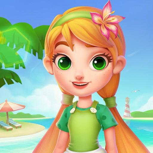 Jellipop Match-Decorate your dream island! 8.1.0.1 (MOD, Unlimited Money)