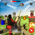Jet shooting Sky Fighter-Grand Missile Strike 2.0 (MOD, Unlimited Money)