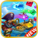 Jewel Pirates – Match 3 1.6.01 (MOD, Unlimited Money)