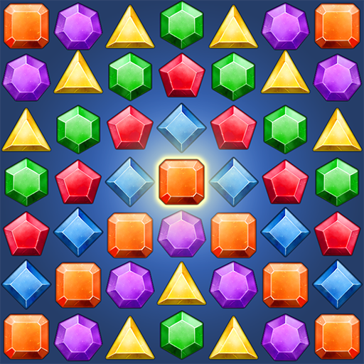 Jewelry Match Puzzle 1.2.8 (MOD, Unlimited Money)