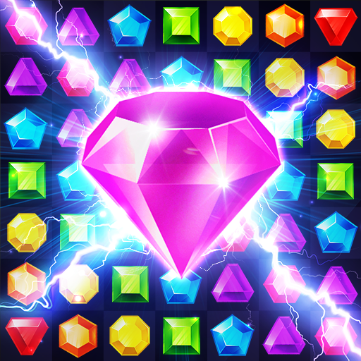 Jewels Planet – Free Match 3 & Puzzle Game 1.2.10 (MOD, Unlimited Money)