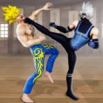 Karate King Fighting Games: Super Kung Fu Fight 1.8.1 (MOD, Unlimited Money)