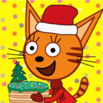 Kid-E-Cats: Cooking for Kids with Three Kittens!  (MOD, Unlimited Money)