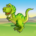 Kids Dino Adventure Game – Free Game for Children 28.0 (MOD, Unlimited Money)
