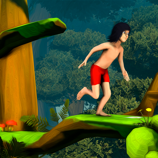 Kids Jungle Adventure : Free Running Games 2019 78.3(MOD, Unlimited Money)