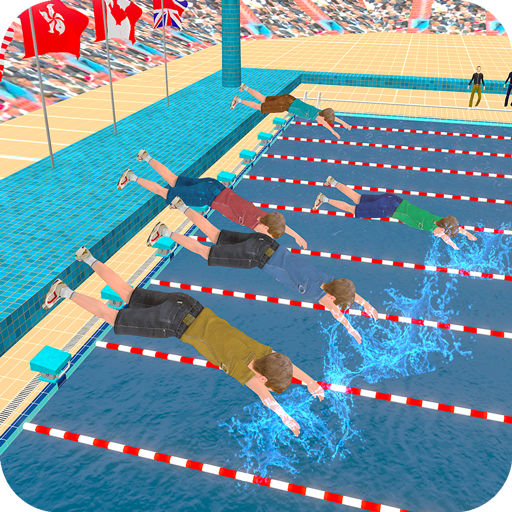 Kids Swimming Pool Water Race Championship 2020 0.1 (MOD, Unlimited Money)
