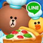LINE CHEF Enjoy cooking with Brown! 1.13.0.11 (MOD, Unlimited Money)