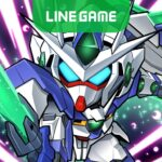 LINE: Gundam Wars! Newtype battle! All the MSes! 7.2.0 (MOD, Unlimited Money)