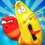 Larva Heroes: Lavengers  2.8.1 (MOD, Unlimited Money)