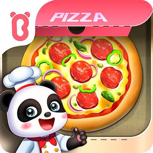Little Panda's Space Kitchen – Kids Cooking 8.48.00.01(MOD, Unlimited Money)