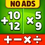 Math Games – Addition, Subtraction, Multiplication 1.0.5 (MOD, Unlimited Money)