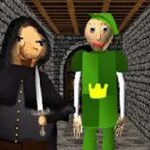 Medieval Math Teacher Green Mod School Education 2.0 (MOD, Unlimited Money)