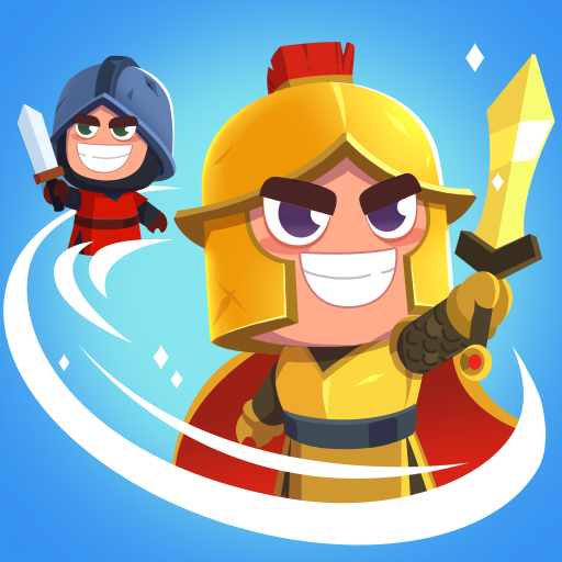 Merge Stories – Merge, Build and Raid Kingdoms! 2.6.1 (MOD, Unlimited Money)