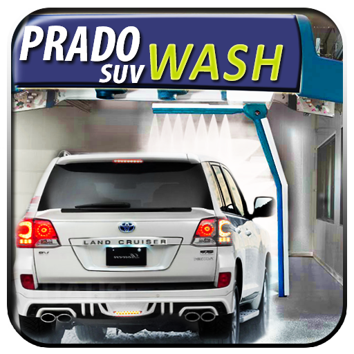 Modern Car Wash Service: Prado Wash Service 3D 1.0.5 (MOD, Unlimited Money)