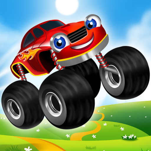 Monster Trucks Game for Kids 2 2.7.3 (MOD, Unlimited Money)