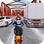 Moto racing –  Traffic race 3D 1.3 (MOD, Unlimited Money)