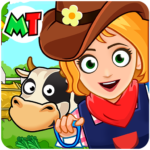 My Town : Farm Life Animals Game  for Kids Free 1.06 (MOD, Unlimited Money)