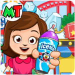 My Town : Fun Amusement Park Game for Kids Free 1.03 (MOD, Unlimited Money)