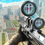New Sniper Shooter: Free offline 3D shooting games 1.83 (MOD, Unlimited Money)