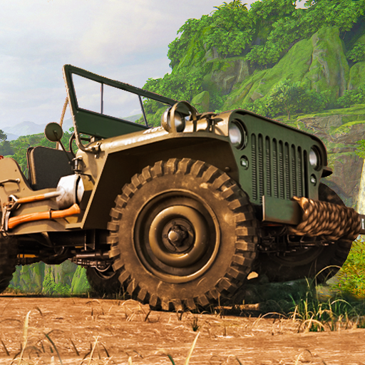 Offroad Jeep Driving & Racing stunts 2.1.3(MOD, Unlimited Money)