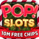 POP! Slots ™- Play Vegas Casino Slot Machines! 2.58.15906 (MOD, Unlimited Money)