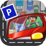 Parking Panic : exit the red car 31 (MOD, Unlimited Money)