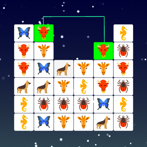 Pet Connect Puzzle – Animals Pair Match Relax Game 4.5.7 (MOD, Unlimited Money)